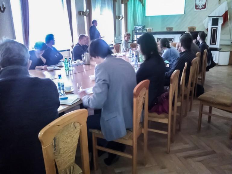 Posiedzenie Rady Działalności Pożytku Publicznego